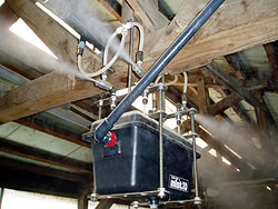 配管式 加湿器