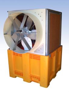 エコクーラー 気化式冷風扇
